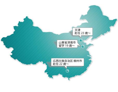 china map 池村のこと